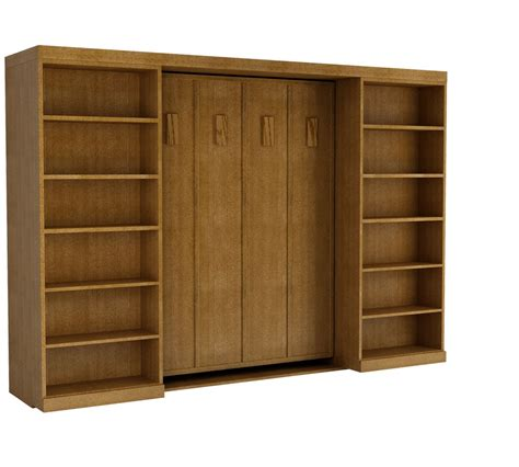 bookcase murphy bed murphy beds with bookcases abbott library murphy bed