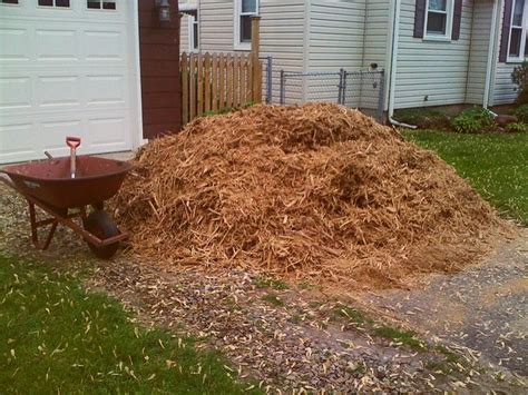 how to make your bulk mulch work for you