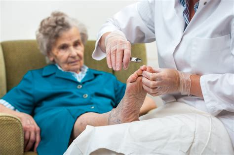 comfort keepers rapid city sd home health care agency experts offer foot care tips for