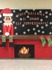 25 best ideas about christmas bulletin boards on