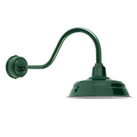 Universal Gooseneck Wall Light Barn Light Electric Gooseneck Lights Outdoor