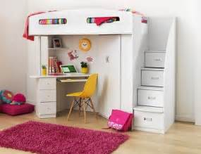 Bunk Bed With Stairs And Desk Best 25 Bed With Desk Underneath Ideas On Bunk Bed With Desk Loft Bed Desk And