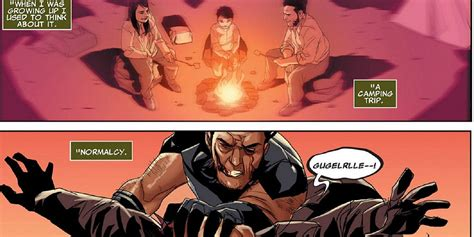 Kaos Wos Wolverine 15 15 worst times wolverine was just a