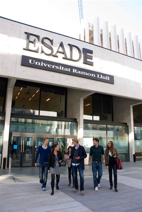 The Esade Mba by Esade Business School Fairs