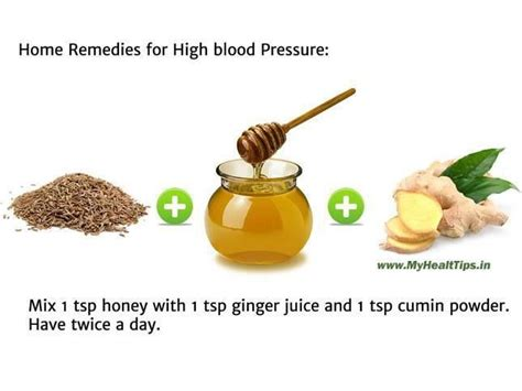 Home Remedy For High Blood Pressure by High Blood Pressure Home Remedies Health Tips