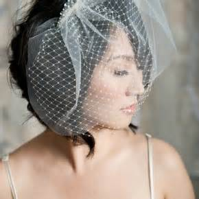 Half Up Wedding Hairstyles With Birdcage Veil by Wedding Hairstyles Half Up With Tiara Behairstyles
