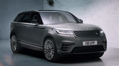land rover new model 2017 new range rover velar launches stunning 4th model to