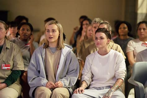 who is in orange is the new black ruby rose orange is the new black season 5 premiere date popsugar
