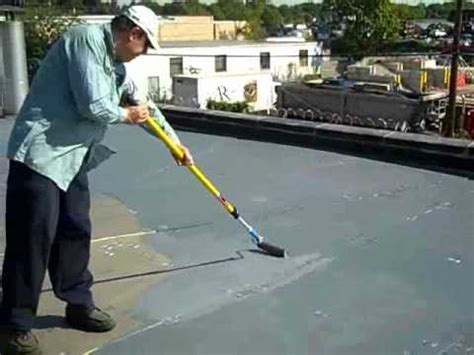 White Roofing Systems Installing Tapered Iso Board With A