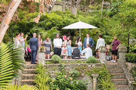 Botanic Gardens Wedding by Alameda Botanical Gardens Wedding Package Gibraltar