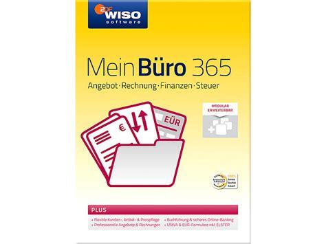 wiso mein büro 365 plus wiso mein b 252 ro 365 plus