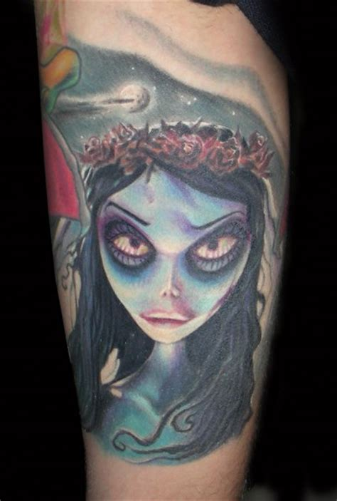 tattoo prices brton arm fantasy tim burton tattoo by bloody blue tattoo