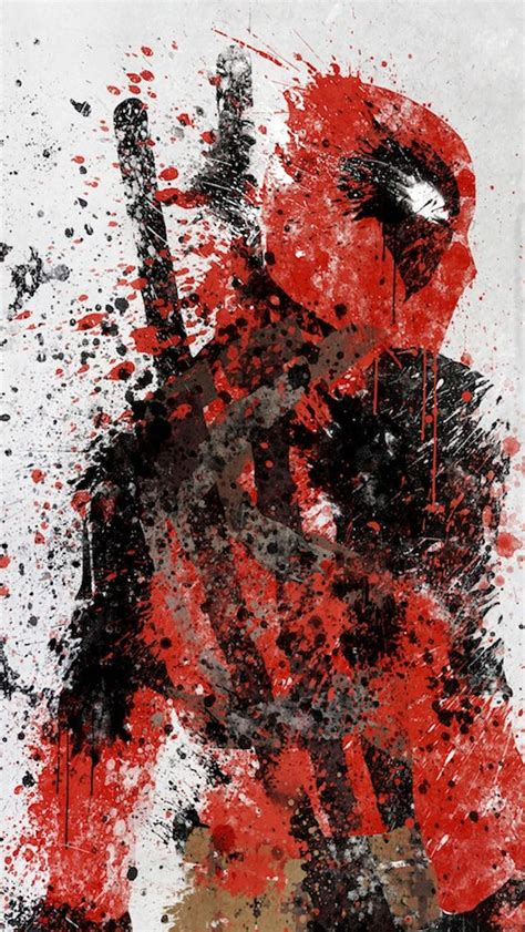 wallpaper for iphone marvel deadpool iphone 5 wallpaper iphone 5 wallpapers pinterest