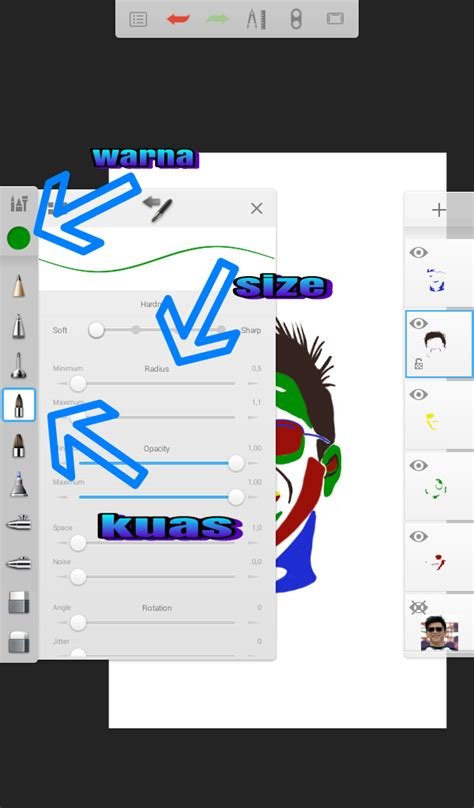 tutorial sketchbook pro di android tutorial edit foto pop art sketchbook android