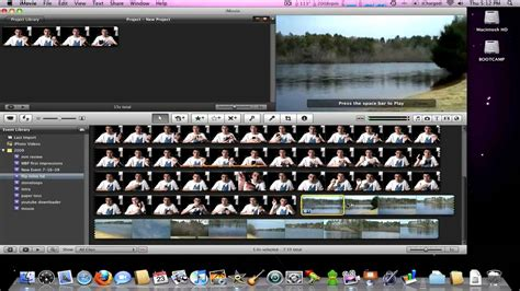 tutorial on imovie 09 imovie 09 tutorial picture in picture effect youtube