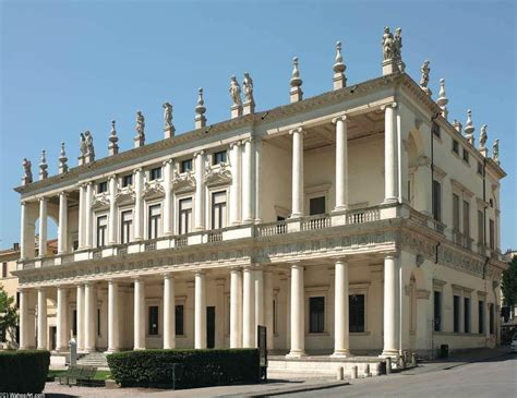 Plan 888 15 by Palazzo Chiericati 1551 By Andrea Palladio 1508 1580 Italy