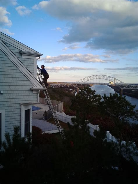 gutter cleaning cape cod south coast and south shore mass - Gutter Cleaning Cape Cod