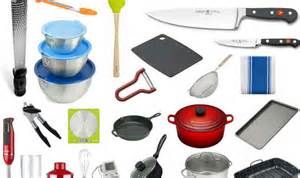 recommended kitchen tools up food