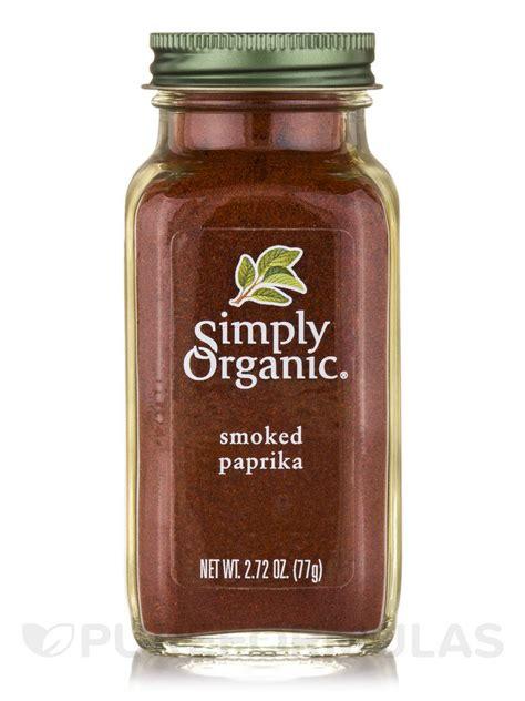 smoked paprika powder 2 72 oz 77 grams