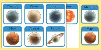 solar system fact cards template the planets detailed image flashcards the planets detailed