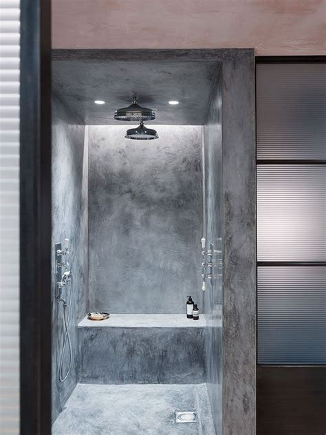 warehouse bathrooms industrial heritage sadie snelson architects sensitive