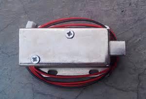 solenoid door lock seri ly 03 dc12v jual arduino jual arduino jogja toko arduino