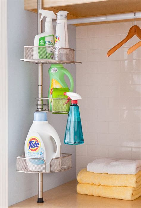 shower caddy  laundry room organizer laundry room