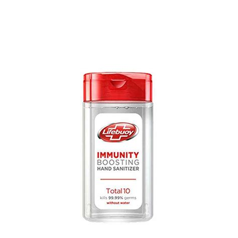 lifebuoy immunity boosting hand sanitizer total  ml