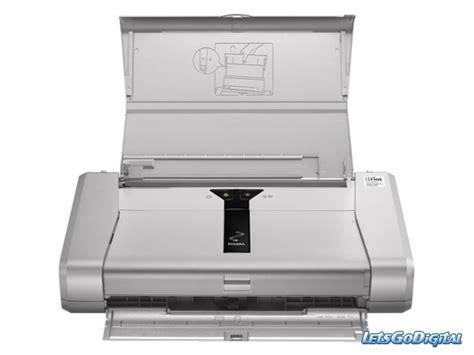 Printer Canon Ip100 canon pixma ip100 mobile printer letsgodigital