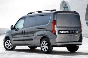 Fiat Doblo 2015 Fiat Doblo Gets A Smiley Facelift