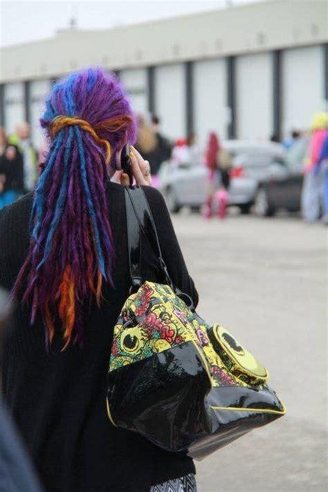 dreads styles in dayton ohio best 25 colored dreads ideas on pinterest dreadlocks