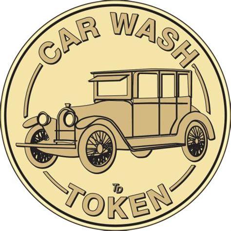 car wash token model  tokensdirect
