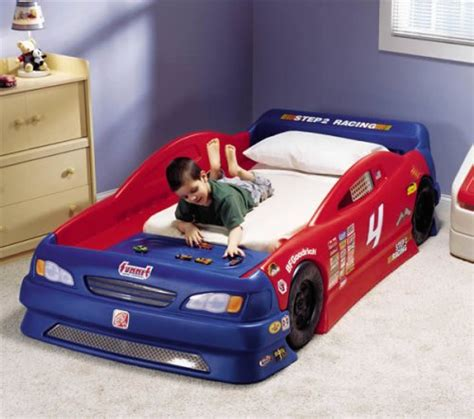 toddler car beds for boys top fun and cool beds for toddlers
