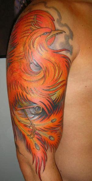 phoenix tattoo in arm 35 amazing phoenix tattoos on arm