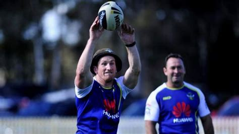 Mccrone Also Search For Josh Mccrone Weighs Hooking Options At Canberra Raiders