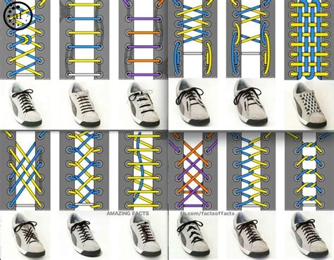 running shoe lace patterns shoe lace patterns interesting stuff shoes