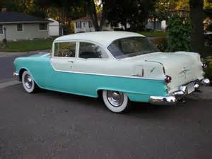 1955 Pontiac Chieftain 1955 Pontiac Chieftain 2 Door Hardtop 61051