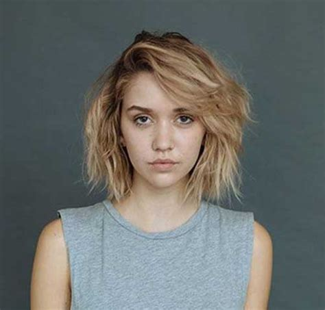 how to create a messy bob 30 easy and chic messy hairstyles and updos