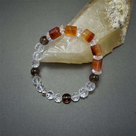 Armband Handgelenk 5328 by Armband Steine Elastikband Damen Schmuckatelier Gisela