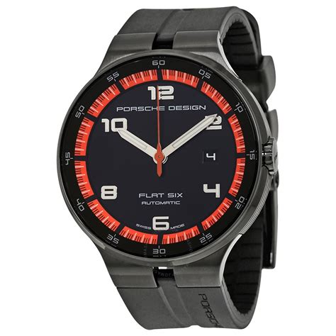 porsche design flat six automatic s sports 6350