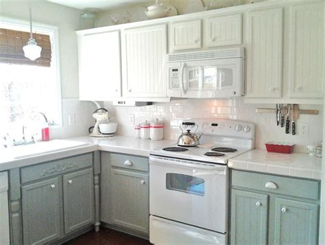 gray kitchen white cabinets grey kitchen cabinets with white appliances home design
