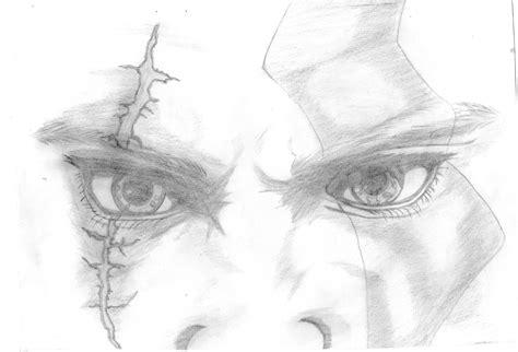 imagenes de kratos para dibujar faciles el dios de la guerra kratos por eslait97 dibujando