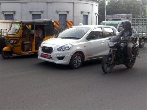 Spare Part Datsun Go team bhp reader scoops datsun go hatchback testing in