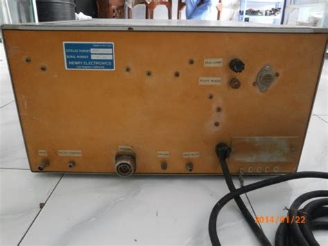Power Lifier Built Up Bekas sinar agung y c 2 v d i boster henry 2002 built up