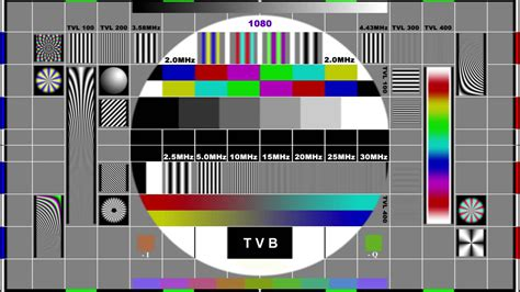 test pattern tv tvb j2 with full hd test pattern youtube