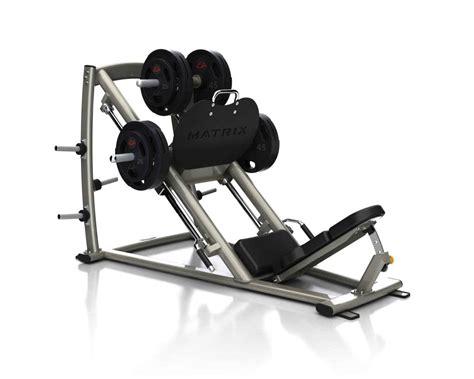 leg bench press machine matrix aura g3 pl70 leg press pr fitness equipment