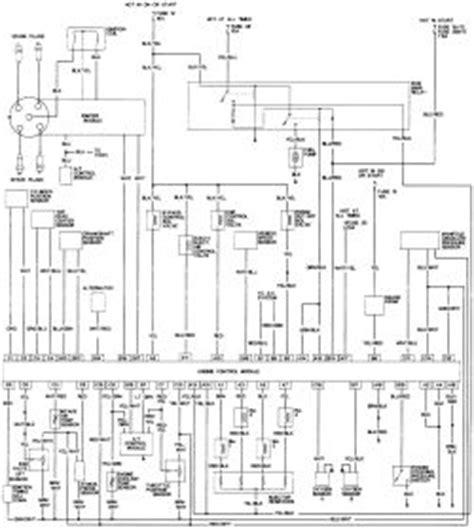 f20b ecu wiring diagram f20b wiring diagram exles