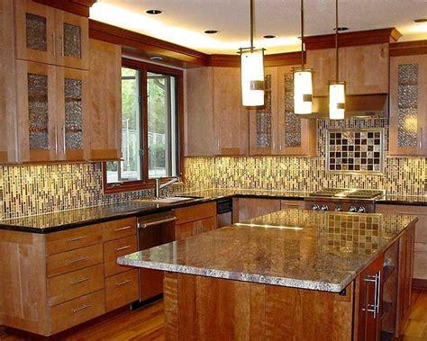 kitchen design countertops and backsplash