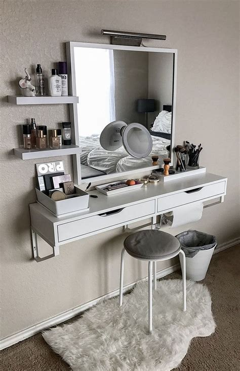 Makeup Vanities For Less 20 Makeup Vanity Sets And Dressers To Complete Your Bedroom