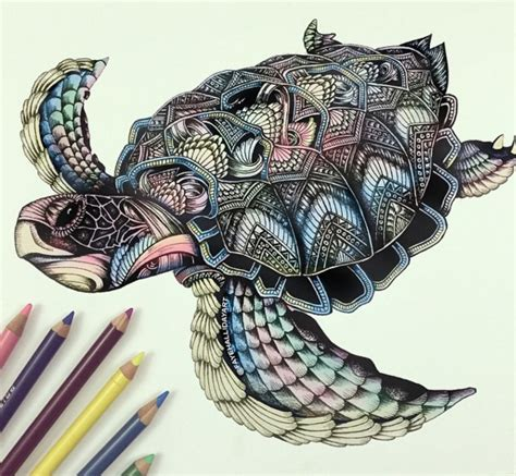 art poissons art ornamental by faye halliday